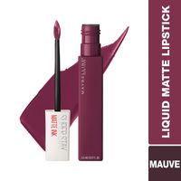 Maybelline New York Super Stay Matte Ink Liquid Lipstick - 40 Believer