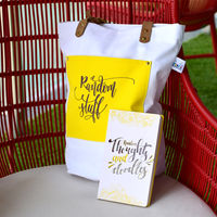 Doodle Random Picks - Gift Set of Bag and Book