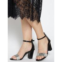 Twenty Dresses Glamour On The Move Block Heels