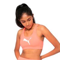 Puma 4Keeps Mid Impact Women's Bra Top - Pink