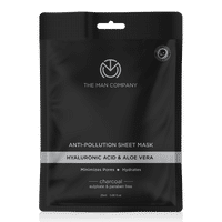 The Man Company Charcoal Face Sheet Mask