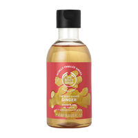 The Body Shop Special Edition Ginger Shower Gel