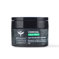 Bombay Shaving Company Charcoal Face Pack