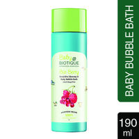 Biotique Bio Berry Sensitive Mommy & Baby Bubble Bath 100% Soap Free