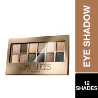 Maybelline New York The 24K Nudes Eye Shadow Palette