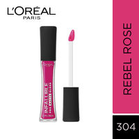 L'Oreal Paris Infallible Pro Matte Gloss - 304 Rebel Rose
