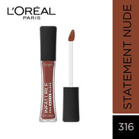 L'Oreal Paris Infallible Pro Matte Gloss - 316 Statement Nude
