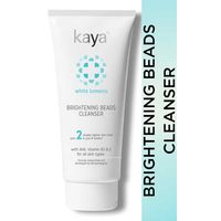 Kaya White Lumiens Brightening Beads Cleanser - Lighter Skin Tone