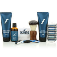 Spruce Shave Club 5X Imperial Shaving Kit