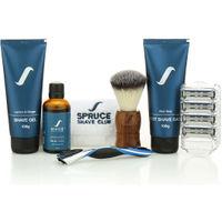 Spruce Shave Club 3X Imperial Shaving Kit