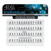 Ardell Individual Flare Short Black Eye Lashes - 30110