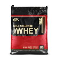 Optimum Nutrition (ON) Gold Standard 100% Whey Protein Double Rich Chocolate Powder 10lbs