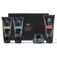 Bombay Shaving Company Charcoal Facial Starter Kit