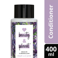 Love Beauty & Planet Argan Oil and Lavender Aroma Smooth and Serene Conditioner