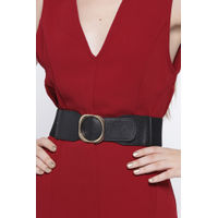 Twenty Dresses Best Of You Black Waist Belt - Free Size