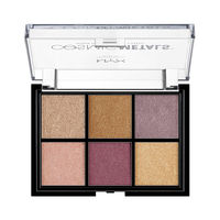 NYX Professional Makeup Cosmic Metals Eyeshadow Palette