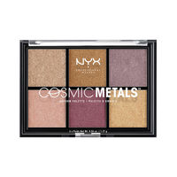 NYX Professional Makeup Cosmic Metals Eyeshadow Palette