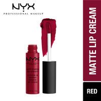 NYX Professional Makeup Soft Matte Lip Cream - Monte Carlo