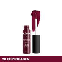 NYX Professional Makeup Soft Matte Lip Cream - Copenhagen