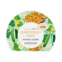 DearPacker Home Remedy Mask - Fenugreek + Cucumber