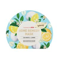 DearPacker Home Remedy Mask - Egg White + Lemon