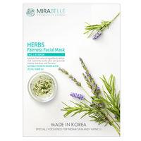 Mirabelle Korea Herbs Facial Mask