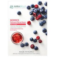 Mirabelle Korea Berries Facial Mask