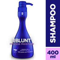 BBLUNT Intense Moisture Shampoo, For Seriously Dry Hair