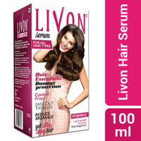 Livon Serum Damage Protection Mild Fragrance Vitamin - E