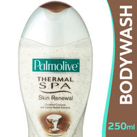 Palmolive Thermal Spa Skin Renewal Crushed Coconut And Jojoba Butter Extracts