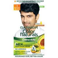 Garnier Color Naturals Men - 1 Natural Black