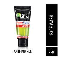 Garnier Men AcnoFight Anti Pimple Face Wash