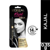 LOreal Paris Kajal Magique Bold + 25% Black Pigments