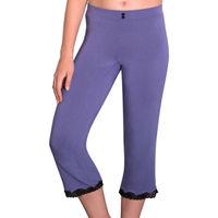 Amante Lace Cocoon Purple Nightwear Bottom