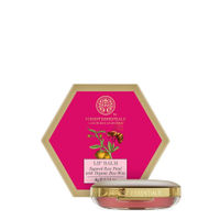 Forest Essentials Lip Balm - Sugared Rose Petal With Organic Bees Wax