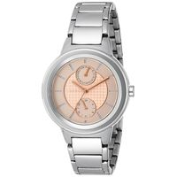 ESPRIT ES Sophie Analog Rose Gold Dial Women's Watch - ES107052002-C