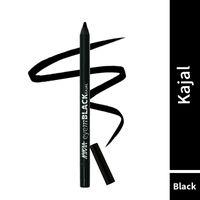 Nykaa Eyem BLACK Kajal Eyeliner With Free Nykaa Sharpener