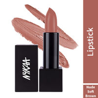 Nykaa So Matte Lipstick - Irish Coffee 18 M