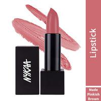 Nykaa So Matte Lipstick - Naughty Nude 11 M