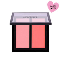 Nykaa Get Cheeky! Blush Duo palette - Malibu Barbie 03