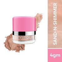 Biotique Natural Makeup Starglow Sheer Skin Illuminator - Sand-N-Shimmer