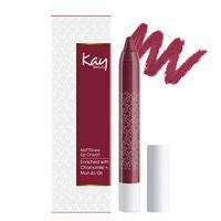 Kay Beauty Matteinee Matte Lipstick - Climax