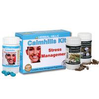 Herbal Hills Calmhills Kit (Calmhills, Ashwagandhahills, Shankhpushpihills)