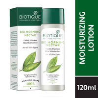 Biotique Bio Morning Nectar Visibly Flawless Skin Moisturizer