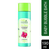 Biotique Bio Berry Sensitive Mommy & Baby Bubble Bath 100% Soap Free
