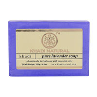 Khadi Natural Pure Lavender Soap
