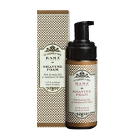 Kama Ayurveda Shaving Foam With Essential Oils Of Sandalwood & Mint