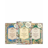 Kama Ayurveda Organic Hair Color Kit