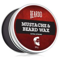 Beardo Beard and Mustache Wax Extra Strong