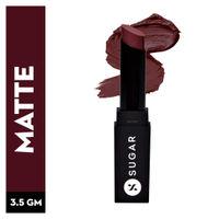 SUGAR It's A-Pout Time! Vivid Lipstick - 11 Six Feet Umber